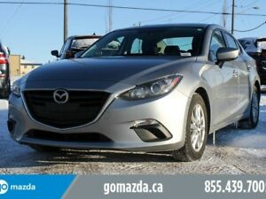 2016 Mazda Mazda3 GS POWER OPTIONS BACK UP CAMERA ACCIDENT FREE