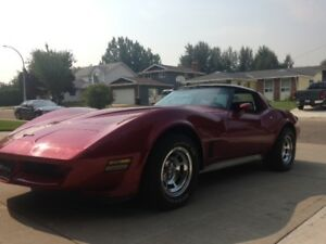 NEW VERY LOW REDUCED PRICE / GORGEOUS CORVETTE, VERY RARE COLOR