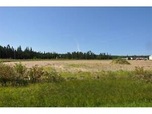 Graded Commercial Land in Conklin