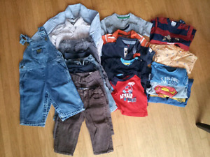 Boys 12 month lot - 20 items - name brands!