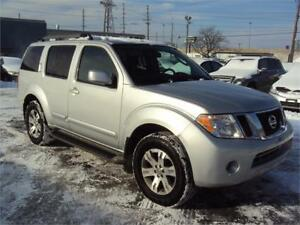 2012 Nissan Pathfinder SV 4X4 AUTO BLUETOOTH BACK UP CAM TOW PKG
