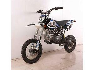 DIRT BIKE/MOTOCROSS MXR 125 ENFANT ADO & ADULTE