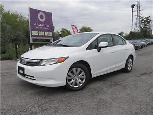 """2012 Honda Civic Sdn LX """" BLUE-TOOTH, ALL NEW TIRES, OFF LEASE"""