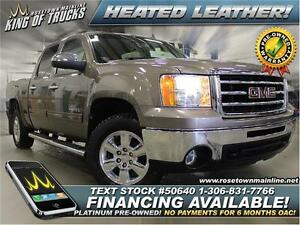 2013 GMC Sierra 1500 SLT MP3 | USB | Bluetooth