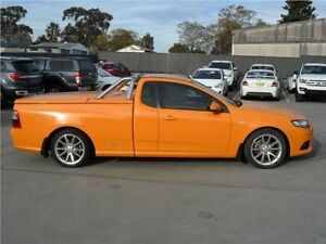 2013 Ford Falcon FG MkII XR6 Ute Super Cab Octane 6 Speed Sports Automatic Utility Telarah Maitland Area Preview