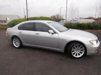BMW 730 3.0TD auto 2008 d SE
