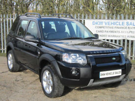 LAND ROVER FREELANDER 2.0 TD4 HSE 2004 (54) BLACK 116K SOLD NOW!!!!!!!!!!!!!!!!!