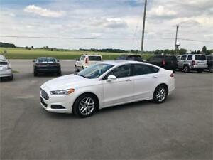 2014 Ford Fusion SE LEATHER SUNROOF NAVI AWD ONLY 55KM