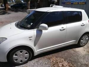 2006 Suzuki Swift 5 SPEED ROADWORTHY CERTIFICATE REDUCED Ferntree Gully Knox Area Preview