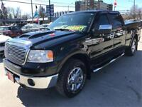 2007 Ford F-150 Lariat 4X4 SUPERCREW TRITON..LOADED..ONLY $11250 City of Toronto Toronto (GTA) Preview