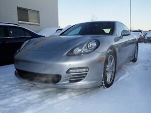 2010 Porsche Panamera 4S AWD 400Hp exc, AB vehicle.