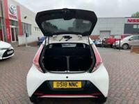2018 Toyota AYGO VVT-I X-PRESS Hatchback Petrol Manual