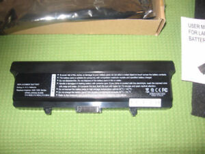 battery for a dell laptop