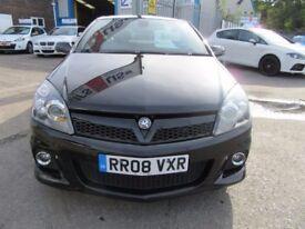 Vauxhall Astra VXR (black) 2008