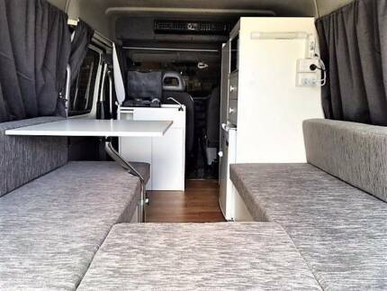 Awesome Campervan-Brand New Fitout-Auto