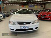 2006 Ford Falcon BF Futura White Sports Automatic Sedan Laverton North Wyndham Area Preview