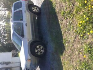 2001 mazda tribute 4wd trade for atv