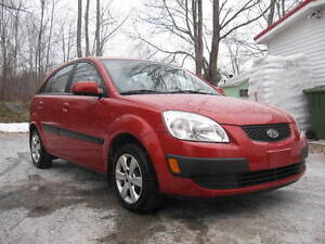 2007 Kia Rio 5 Hatchback (ONE OWNER $ DEALER MAINTAINED)