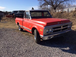 1969 GMC SHORTBOX