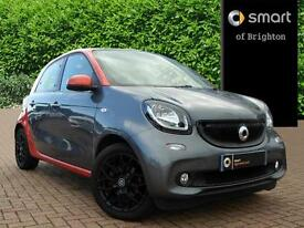 smart forfour EDITION1 (grey) 2015-11-30