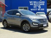 2015 Hyundai Santa Fe DM2 MY15 Active Silver 6 Speed Sports Automatic Wagon Welshpool Canning Area Preview