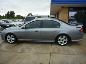 2004 Ford Falcon BA MkII XR6 Silver 4 Speed Auto Seq Sportshift Sedan Salisbury Plain Salisbury Area Preview