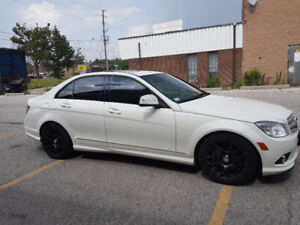 2008 Mercedes-Benz C-Class c230 Sedan showroom condition