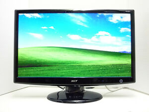 """Acer h243h 24"""" monitor 2MS RESPONSE TIME"""