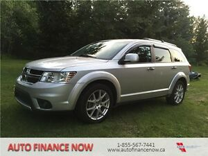 2012 Dodge Journey R/T AWD LOADED RENT TO OWN WE FINANCE