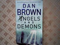 """ANGELS & DEMONS"" by DAN BROWN - FICTION"
