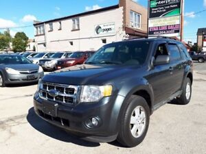 2009 Ford Escape XLT/LEATHER/SUNROOF/4WD