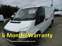 Ford Transit 2.2 TDCi 260 SWB Low Roof 3dr