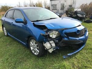 2010 Toyota Corolla S Parts or Repair