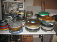 COLLECTION of over 100 16mm VINTAGE FILMS