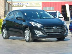 2015 Hyundai i30 GD4 Series 2 Active Black 6 Speed Automatic Hatchback Strathpine Pine Rivers Area Preview