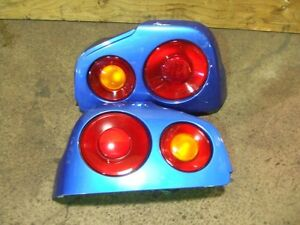 JDM NISSAN SKYLINE GTR R34 TAIL LIGHTS IMPORTED FROM JAPAN