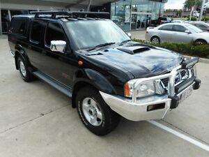 2012 Nissan Navara D22 S5 ST-R Black 5 Speed Manual Utility Yamanto Ipswich City Preview
