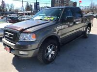2005 Ford F-150 FX4 OFFROAD 4X4 LOW KMS...PERFECT...ONLY $8900. City of Toronto Toronto (GTA) Preview