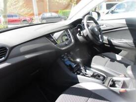 2018 Vauxhall Grandland x X 1.6 Turbo D 120 Sport Nav Au 5 door Hatchback