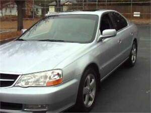 2002 Acura 3.2TL TYPE-S, Transmission Slips. $1,000 Complete Car