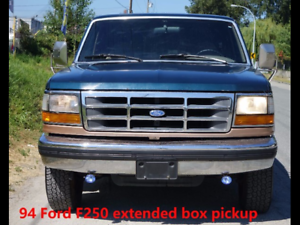 """1994 Ford F-250 Series """"S"""""""