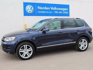 2012 Volkswagen Touareg 3.6L Highline 4dr All-wheel Drive 4MOTIO
