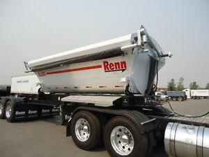 RENN Side Dump Trailer - TA21523- YEAR END CLEARANCE! Regina Regina Area image 2