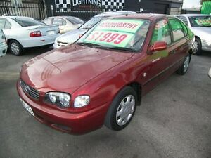 2001 Toyota Corolla AE112R Ascent Manual Nailsworth Prospect Area Preview