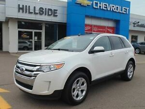 2014 Ford Edge SEL *AWD LEATHER NAVIGATION SUNROOF*