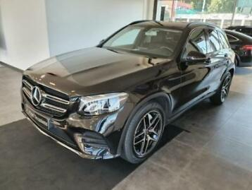 mercedes-benz glc 220 d 4matic - amg