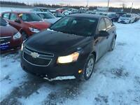 2013 Chevrolet Cruze LT Turbo ONLY 26,000 KM BACK UP CAMERA