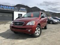 2005 Kia Sorento AWD Kamloops British Columbia Preview