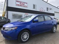 2010 Kia Forte LX AUTO.  WARRANTY INCLUDED  ONLY $4950!!! Red Deer Alberta Preview