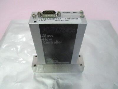 AERA FC-PA7800C-BA MFC, Mass Flow Controller 0.5%PH3/H2, 2 SLM, 423712